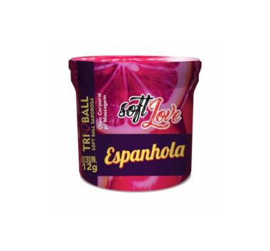BOLINHA  ESPANHOLA
