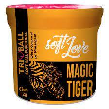 BOLINHA MAGIC TIGER