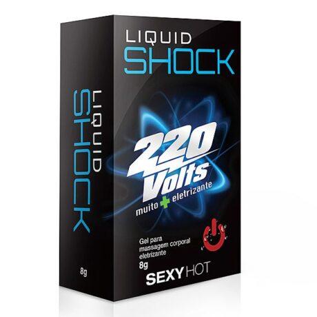 LIQUID SHOCK 220 VOLTS